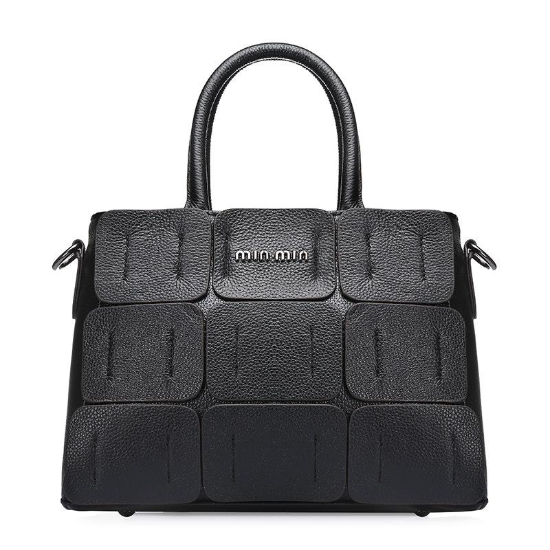 Promotion new arrive women genuine leather handbag western fashion womens casual shoulder messenger bag brand bags<br><br>Aliexpress