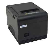 Free Shipping Mini POS 80mm  USB port Thermal Receipt  Printer  Pos printer  290mm/sec with low noise