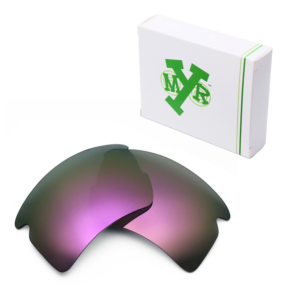 MRY POLARIZED Replacement Lenses for Oakley Flak 2 0 XL Sunglasses Plasma Purple