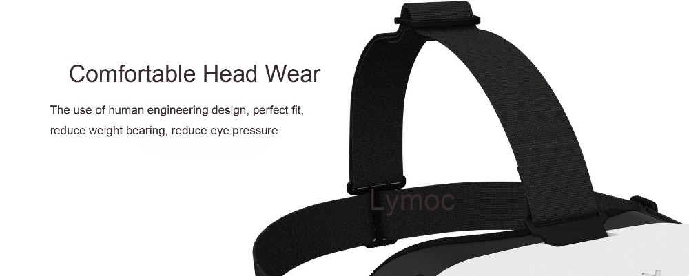 ถูก ต้นฉบับB Aofeng MoJing iiiบวก3D VRแว่นตาความจริงเสมือนแว่นตาที่สมจริง4.7-6.0นิ้วสำหรับiphone 6 6 s plusมาร์ทโฟน