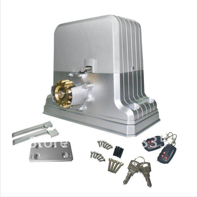 Automatic Sliding Gate Opener and electirc gate motor(1 motot+4 meter rack+1 sensor(China (Mainland))