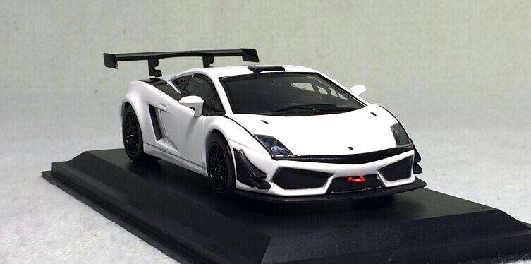 IXO 1/43 LP600 + (2011) supercar model Alloy car models(China (Mainland))