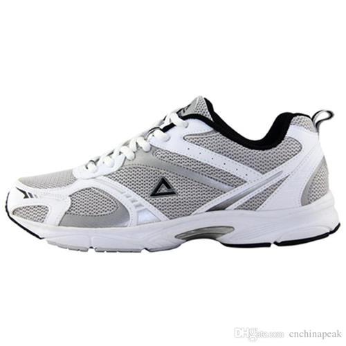 PEAK SPORT Good Running Shoes High Quality Material Cheap Sports Shoes Breathable and Comfortable Shoes for Men Hot Sale E11067H(China (Mainland))