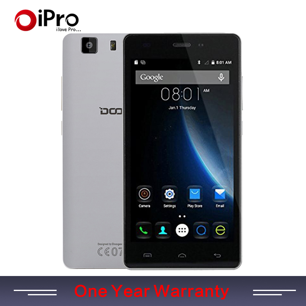Original Celular 5.0 Inch Doogee X5 Pro Quad Core Smartphone Android 5.1 HD 4G Dual Sim 2G RAM 16G ROM Turkis Mobile Phone(China (Mainland))