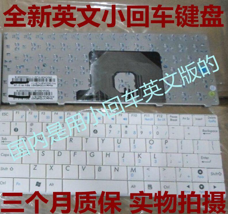 Genuine original FOR Asus EPC 900HA 900AX netbook keyboard English New Paul March(China (Mainland))
