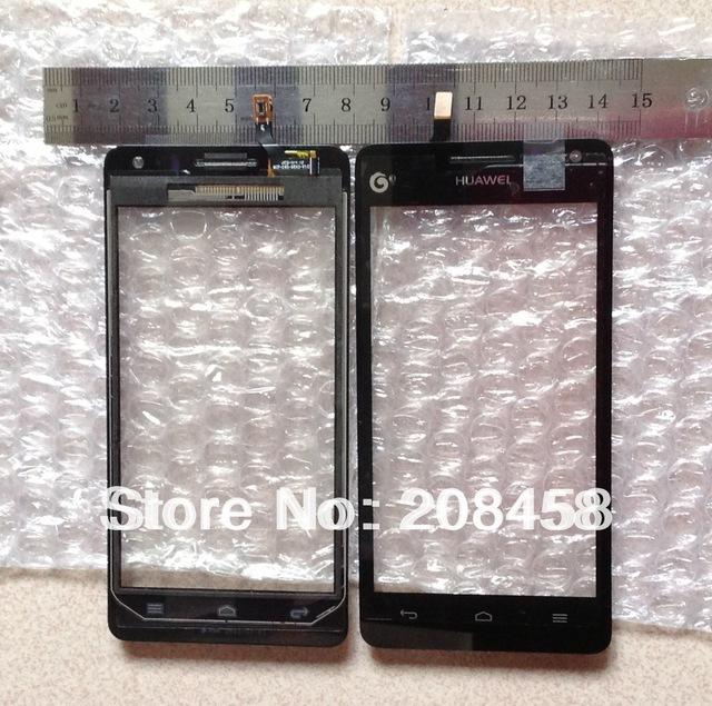 100% Original New touch screen Digitizer for Huawei Ascend G600 U8950 U9508 Phone. Black or white