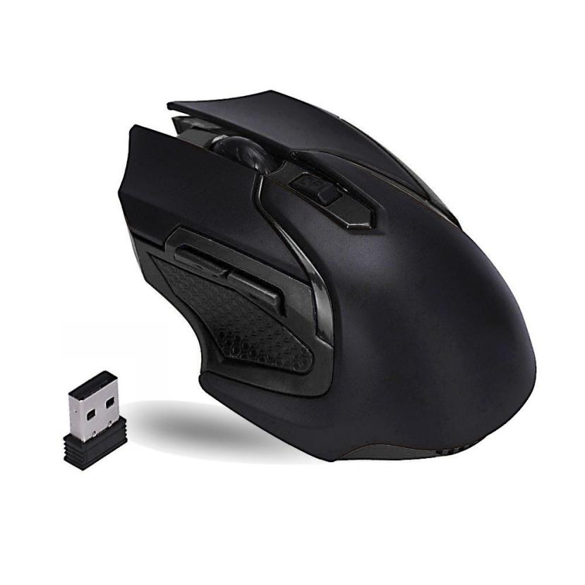 Brand Mouse Gamer Gift 2.4GHz 3200DPI Wireless Optical Gaming Mouse Mice For High-End Player For Computer PC Laptop Hot Sale#155(China (Mainland))