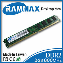New sealed Desktop Memory Ram 1x2GB DDR2 LO-DIMM 800Mhz PC2-6400 240-pin/CL6/1.8v high compatible with all brand motherboards