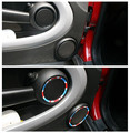 2PCS Audio Stereo Decal Stickers UK Flag Car Styling Fit For MINI Coop er