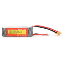 In Stock ZOP Power Model Battery 3S 11.1V 2200MAH 30C XT60 Plug Lipo Battery For RC Helicopter FPV Drone Free Shipping