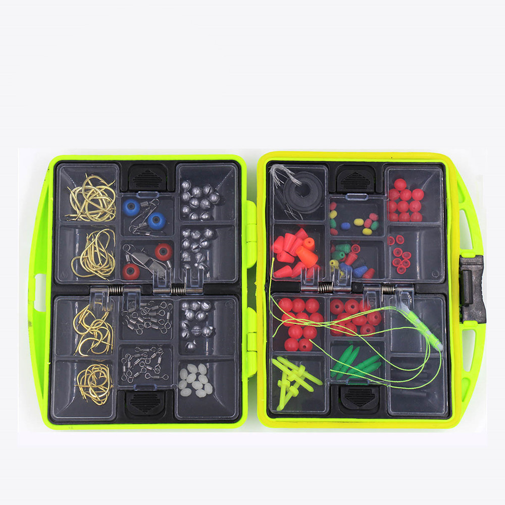 2016 Latest fishing carp fishing tackle box box Pescado ACCESORIOS rotary joint fishing with a hook attachment(China (Mainland))