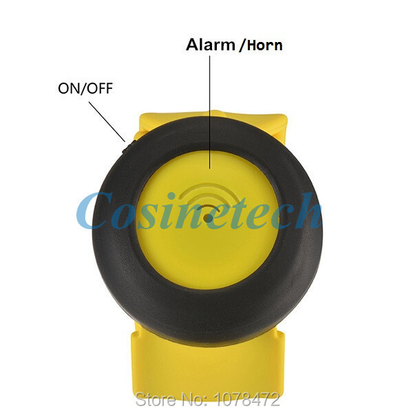 image for New Arrvial Smart Bluetooth Anti-lost Alarm Wristband Bluetooth Key Fi