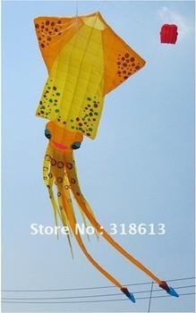 Free Shipping New design 6*3m cartoon fish kite