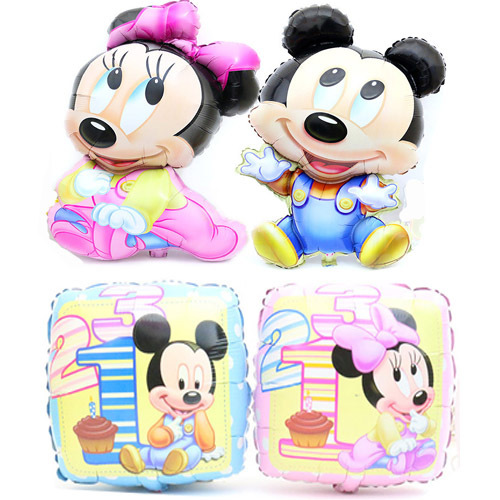 Aliexpress.com: Comprar 5 unids/lote mickey mouse y minnie mouse ...