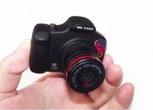Latest HD720P HD Mini camera the smallest SLR digital camera with screen mini dv 8