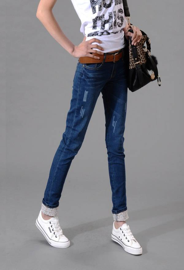 Popular Folded Polo Top  Nly Trend  Blue  Tops  Clothing