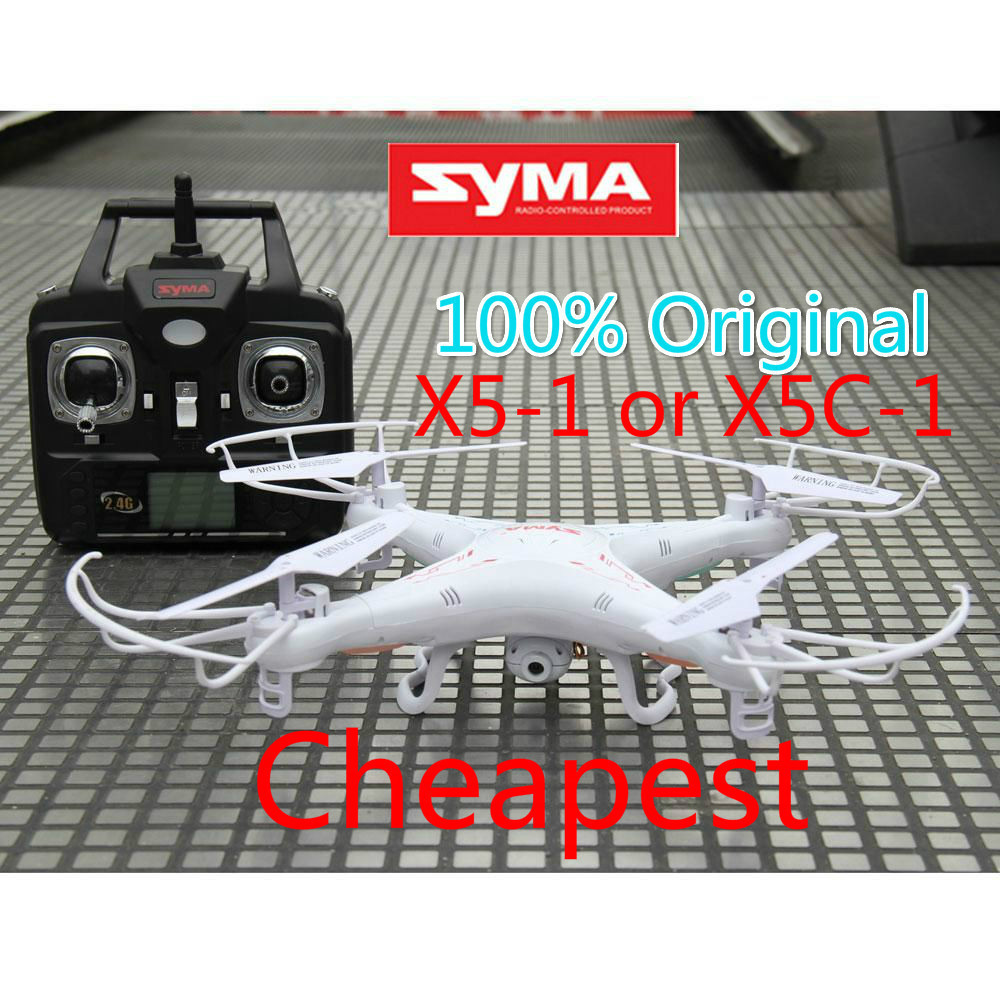 Syma X5C-1 (Upgrade version Syma X5c) Quadcopter Drone With Camera or Syma X5-1 (Upgrade syma x5) rc helicopter without camera(China (Mainland))