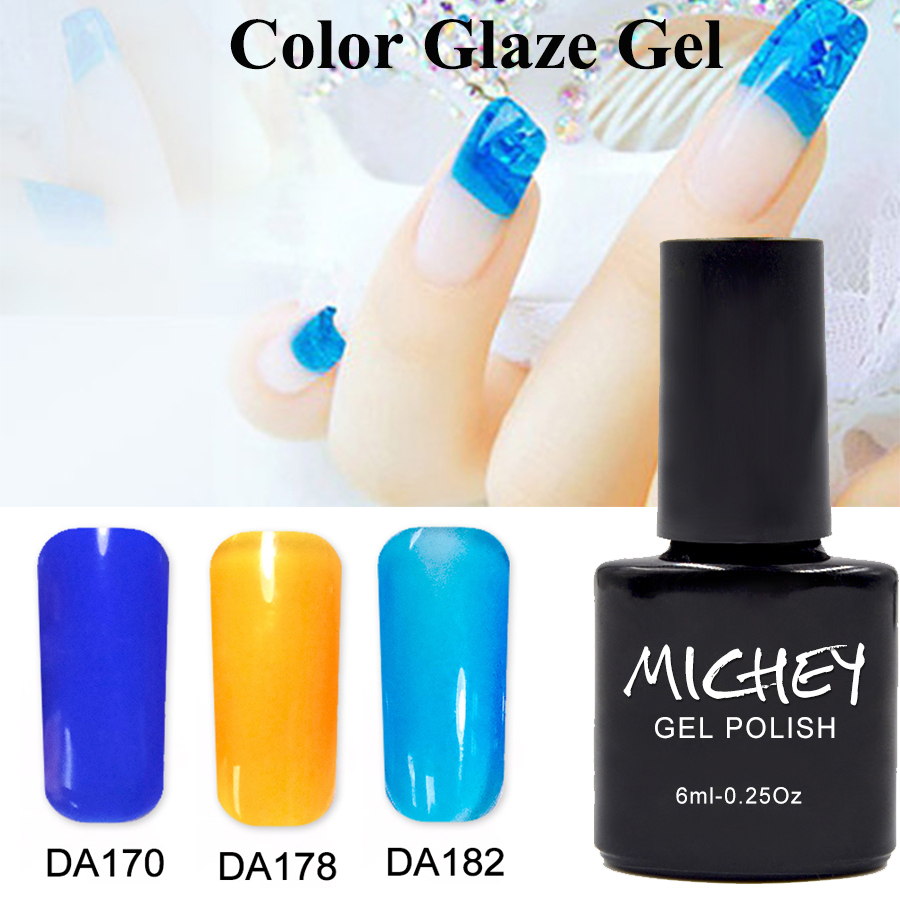 China factory french glaze nail polish,hot sale semi permanent makeup women extention gel glaze led uv nail gel polish 1pcs(China (Mainland))
