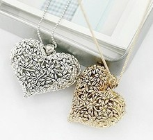 heart necklace promotion