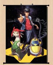 Space Dandy Dandy's Dende Home Decor Anime Japanese Poster Wall Scroll Hot 1002