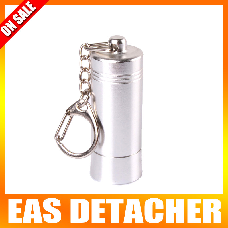 Mini Detacher Magnetic Force 4500GS Security Detacher Tag Remover Hard Tag Detacher Eas System Portable Style(China (Mainland))