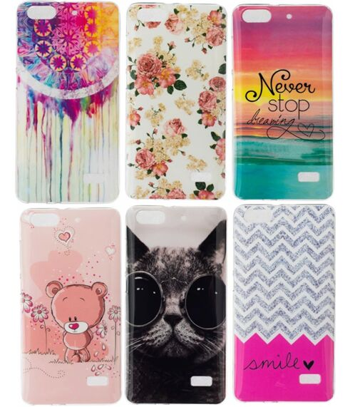 Fashion Look Art Cat Chic Painting Cool Soft TPU Case for Huawei Ascend Y625, P8 P9 Lite, Mate 7, Honor 4C(China (Mainland))