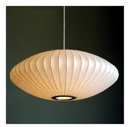 Italian UFO design hand-woven pendent lamp Creative living room bedroom teahouse droplight(