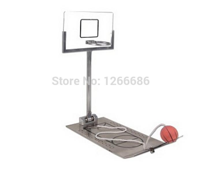10pcs/lot Office Desk Basket ball Basketball Shooting Game(China (Mainland))