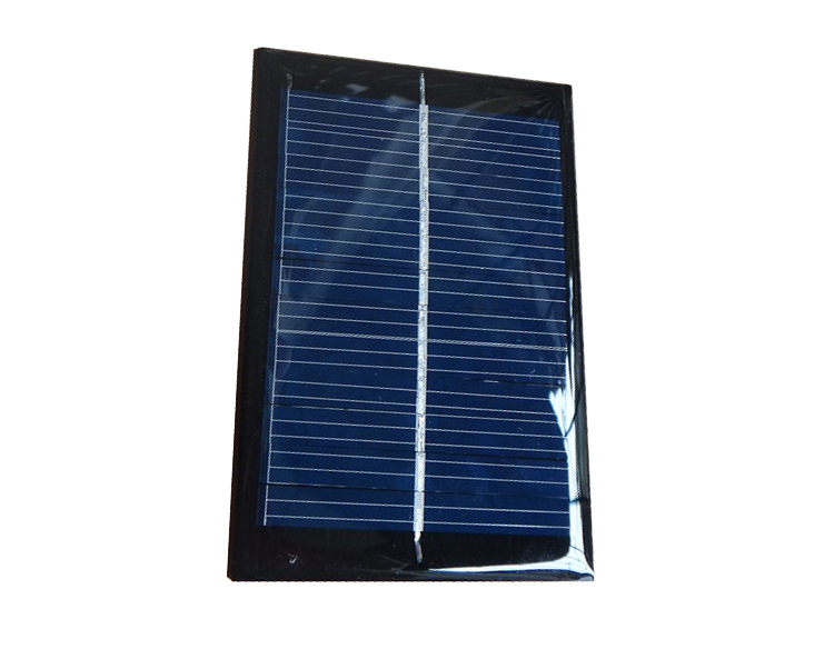 High quality 5.5V0.6W polycrystalline solar Panel small solar cell PV module soalr cells kits 110ma Hot sale(China (Mainland))