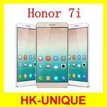 Original Unlocked HuaWei Honor 7i 4G LTE Mobile Phone Android 5.1 5.2 Inch 1920X1080 3GB RAM 32GB ROM 13.0MP Camera Cellphones