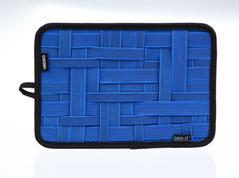 Cocoon Grid It organizer cable bag storage System travel gadgets electronic organizer For Electronic Gadgets black Travel Bag(China (Mainland))