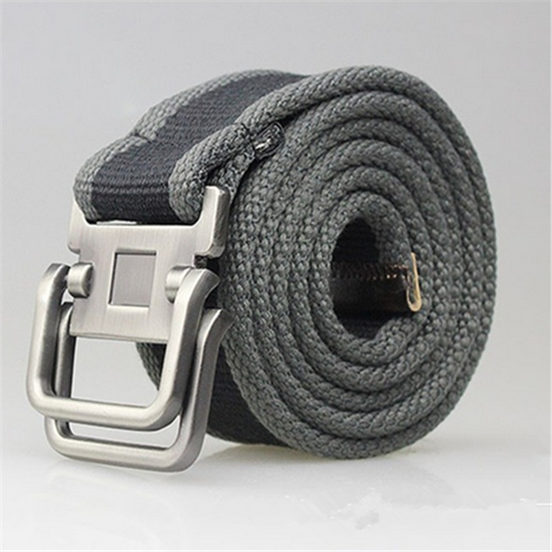 2016 New Fashion Canvas Belt Men's Outdoor Casual Belts Army Canvas Military Equipment Designer Men Strap 3 Color Q-CXS-138(China (Mainland))