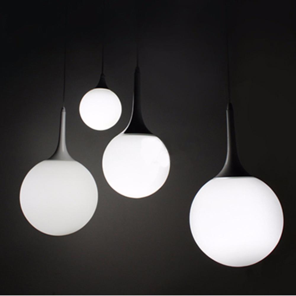 Floureon Suspension Pendant Light,Modern LED Living Dining Room Pendant Lamp Spherical Lighting Lamp Fixture De Techo Colgante(China (Mainland))