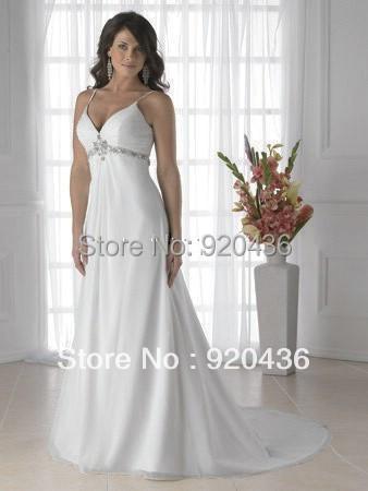 2013 Hot Sale A-Line Spaghetti Straps Sweetheart Wedding Dress Jasmine 250(China (Mainland))