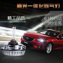 The light is suitable for Tiggo Chery Tiggo 5 3 3 Ai Ruize integrated Xenon headlights 65W retrofit hernia(China (Mainland))