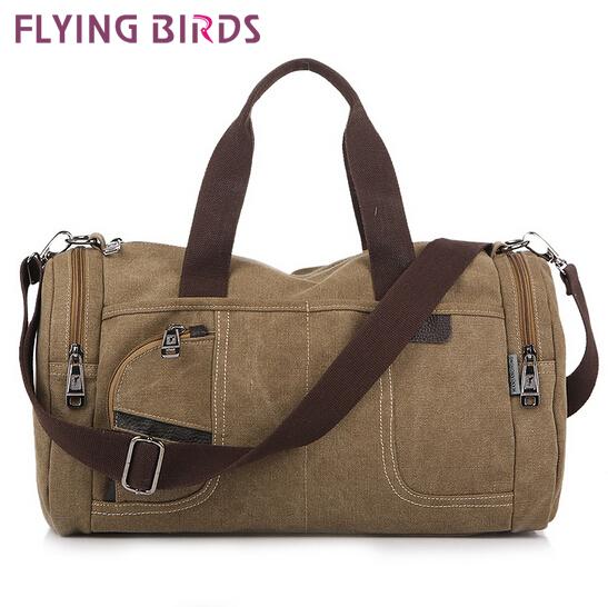 Flying birds! 2014 new arrive men's travel bags men messenger bags fashion popular travel bag free shipping LM0255 c(China (Mainland))