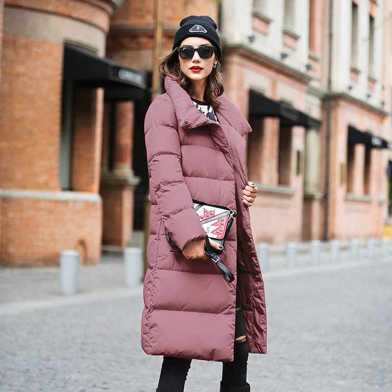 2016 New Winter Collection Women Down Coat Jacket Warm High Quality Woman Down Parka Female Thickening Big Plus Size Outerwear(China (Mainland))