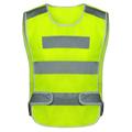 MNDS Work Clothes Anti Freezing Reflective Safety Vest High Light Reflective Vest clothes Chaleco Reflectante Safety