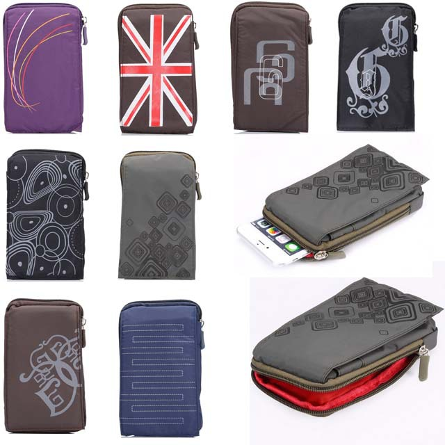 New Sports Wallet Mobile Phone Bag Outdoor Army Cover Case For Multi Phone Model Hook Loop Belt Pouch Holster Bag Pocket KS0267(China (Mainland))