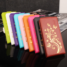 Buy Bronzing Flower PU Leather Case Elephone S7 Mini Flip Cover Protective Phone Bag Shell Cover Elephone S7 Mini for $4.64 in AliExpress store