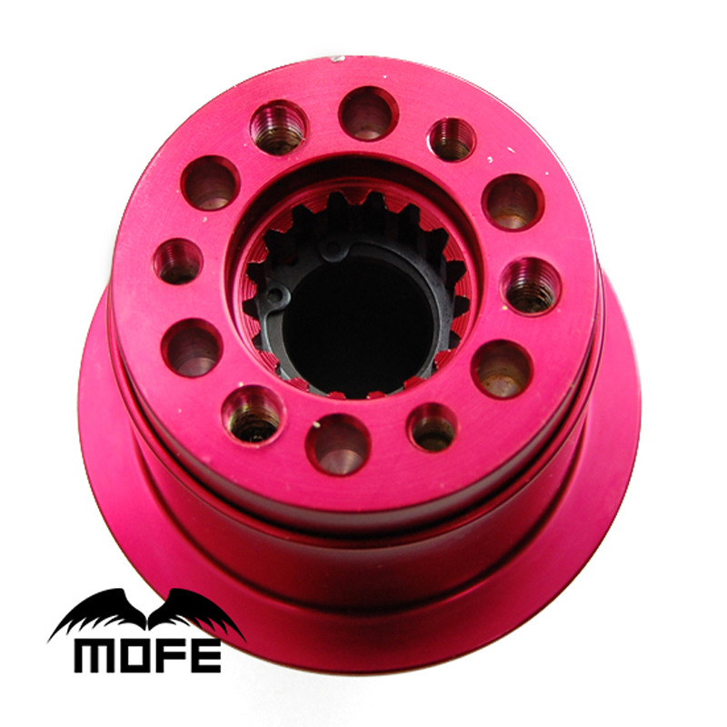 3 Hole Splined Type Steering Quick Release Hub No Boss Kit Required(China (Mainland))