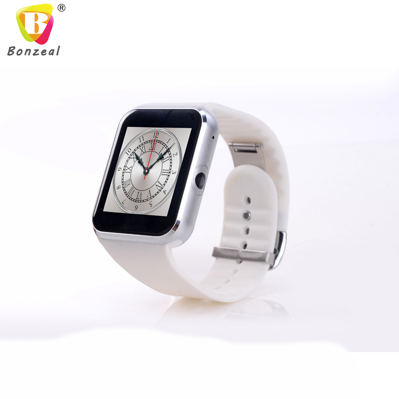 K6 Heart Rate Sensor Monitor Meter Smart Watch with bluetooth 4.0 for ISO iPhone 6 Android <font><b>Samsung</b></font> <font><b>Gear</b></font> <font><b>2</b></font> HTCreloj inteligente