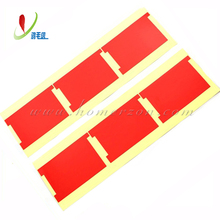 Each 50pcs/lot Backlight Red Film Sticker For iPhone 4/4S 5/5S/5C 6/6plus Backlight Paper Scratch-resistant LCD Screen Protector