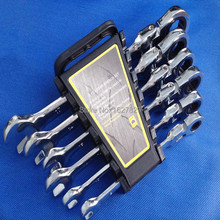 catraca Activities ratchet wrench set open end wrenches repair hand tools to bike torque wrench combination spanner allen keys