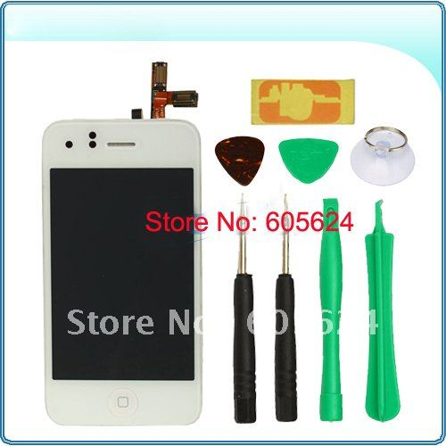 For iphone 3G LCD Display +Touch Screen Digitizer Replacement Assembly Replacement LCD Display,95006(China (Mainland))