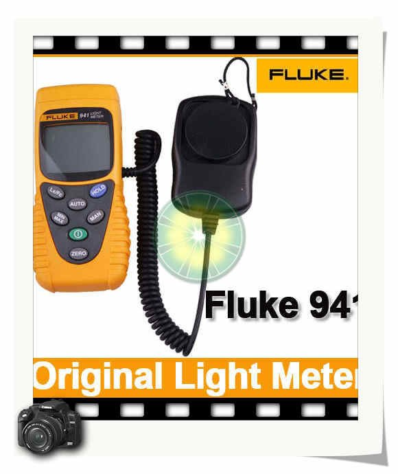 Fluke Digital Light Meter 100 New Fluke 941 Light Meter