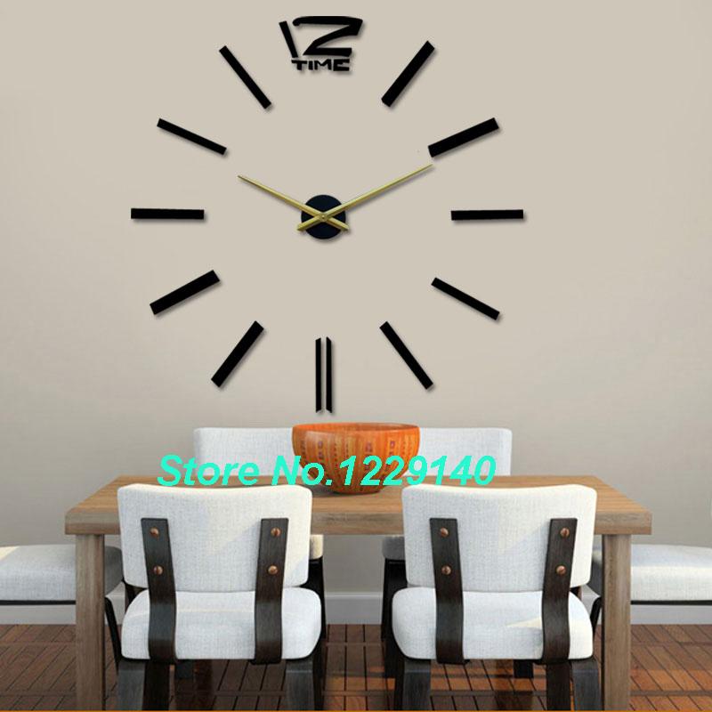 diy modern wall clock clock hands