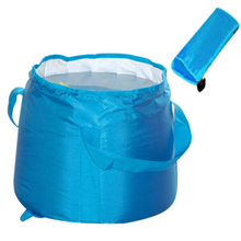 Outdoor Portable Folding water bucket 25L And 15L Ultra-large Capacity Camping Hiking Water Pot BS