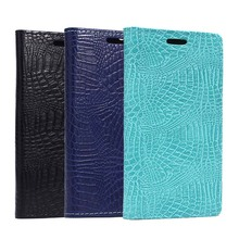 For Alcatel One Touch Pixi 4 5.0 Inch Wallet Case Alligator PU Leather Phone Bag Case For Alcate Pixi4 5.0 (4G Version) Cover(China (Mainland))