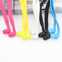 2015 New Arrival 3.5mm in-Ear Earphone Headphone Headset For iPhone 4 4s 5 5s For ipad 2 3 4 mini mp3 mp4